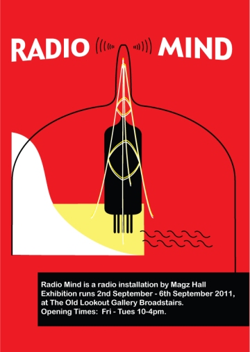 Radio Mind installation