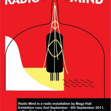 Radio Mind installation