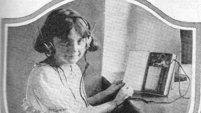 girl radio book