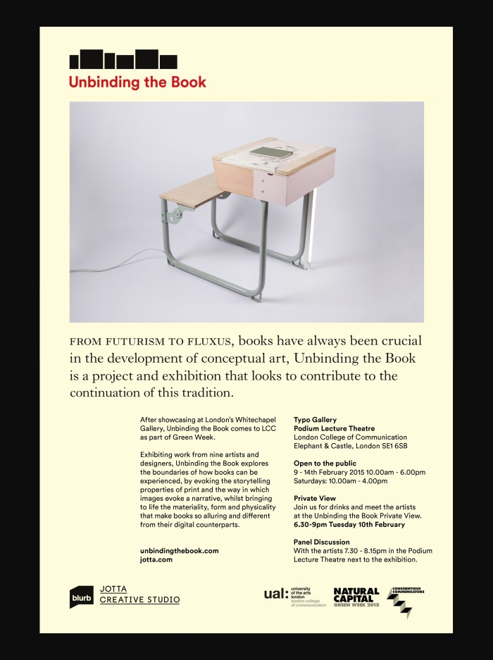 Unbinding the book_eflyer_LCC