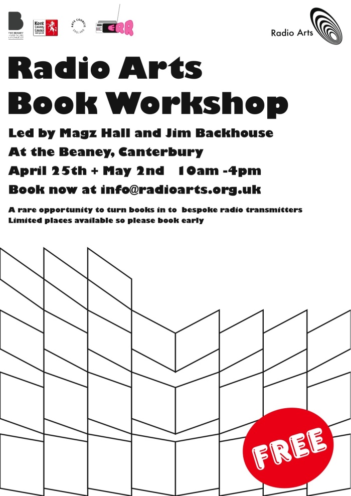 radio arts book workshop