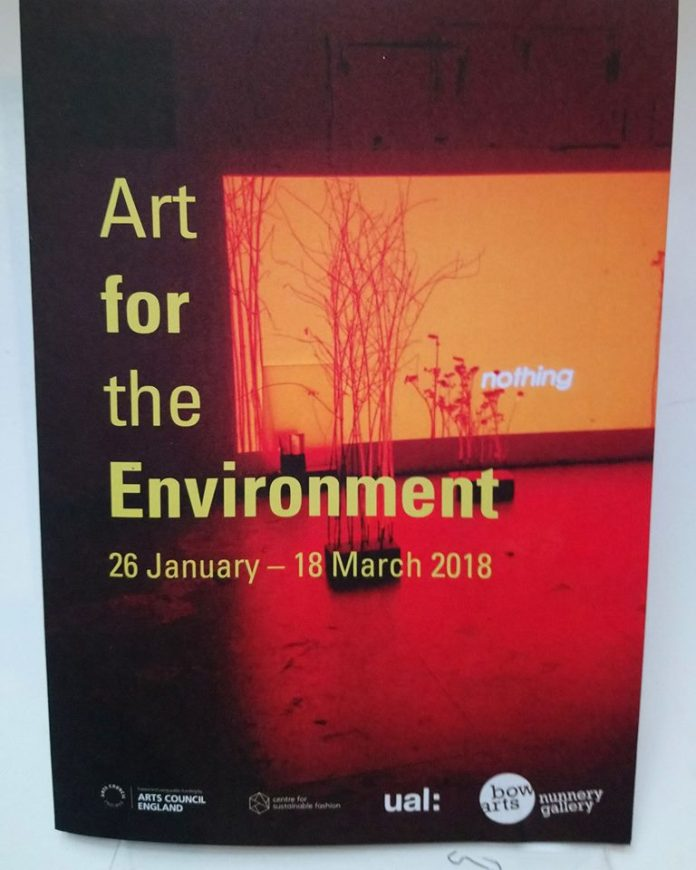 art for environment poster ex
