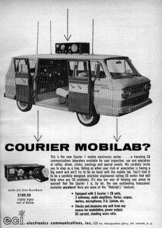 radio camper